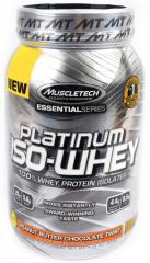 Спортивное питание MuscleTech Platinum 100% ISO Whey (806 гр.)