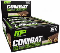 Спортивное питание MusclePharm Combat Crunch bar (60 гр.)