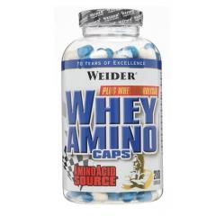 Спортивное питание Weider Whey Amino Caps (280 капс.)