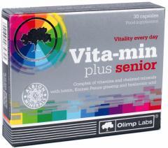 Спортивное питание Olimp Nutrition Vita-Min Plus Senior (30 капс.)
