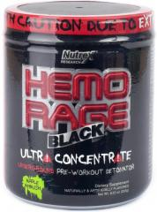 Спортивное питание Nutrex Hemo Rage Black (254 гр.)