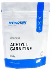 Спортивное питание Myprotein Acetyl L-Carnitine (250 гр.)