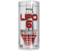 Спортивное питание Nutrex Lipo 6 Unlimited Powder (136 гр.)