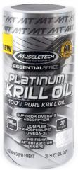 Спортивное питание MuscleTech Platinum Krill Oil (30 капс.)