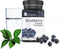 Ecopills Blueberry (Экопиллс Блюберри) - фитотаблетки для зрения. Фирменный магазин.