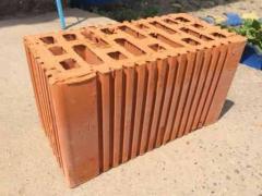 Керамические блоки СтЦЗ М100 250х120х138 мм