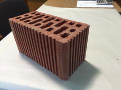 Блок керамический СтЦЗ М100 250х120х138 мм