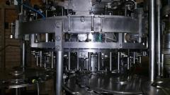 Б/у линия выдува и розлива в 1,5 лтр ПЭТ бутылку производительностью 3000 бут/час