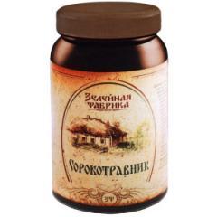 Сорокотравник - Витаминная паста полезна взрослым и детям.