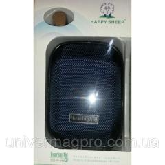 Аккумуляторный внутриушный слуховой аппарат Happy Sheep HP-688