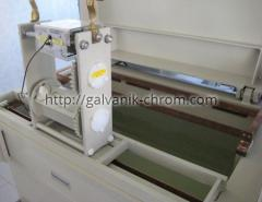 Гальваническая ванна барабанного типа, 100л