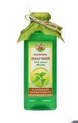 Shampoo Molochny z kropiva extract for normal that