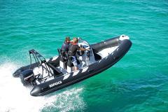 Надувные лодки BRIG с жестким днищем. Класс...