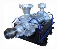 Pump equipment