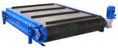 Suspended zhelezootdelitel (magnetic separator)