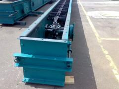 TSTs chain conveyor