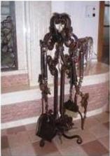 Аксессуары для каминов кованые, Одесса, Украина.