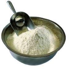 Fat-free powdered milk