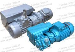 Vacuum units XD-020, XD-040.