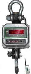 Scales crane electronic OCS-3
