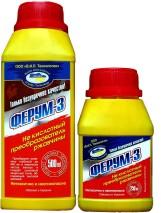 Ferum-3 rust solvent (not acid rust solvent), 500