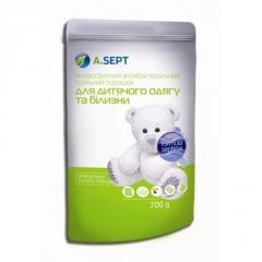 Children's besfosfatny laundry detergent (700