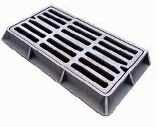 Storm water inlet pig-iron round and rectangular