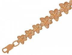 Золотой браслет 585 пробы ,Артикул  01-14566138
