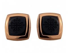 Gold cuff links of the 750th test, Article