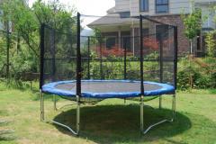 MVM grid for a trampoline of 304 cm.