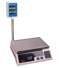 ACS-15A Scales electronic trade 15 kg (with a