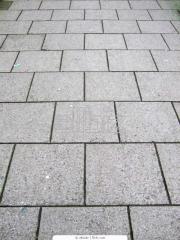 Плитка тротуарная и фасадная, Производство