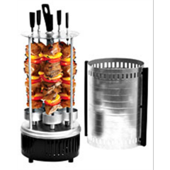 The vertical BBQ grill the closed ST 60-140-01