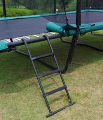 MVM ladder for square trampolines