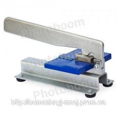 Скруглитель углов для металлических пластин, R 3-6мм