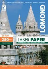 Двусторонняя матовая фотобумага для лазерной печати, 250 г/м2, A4, 150 листов, код 0300441