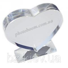 Фотокристалл Сердце, код GRW17.01.003/LCH