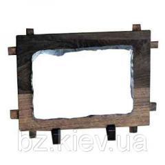 Фотокамень в рамке Small Rectangle with frame SH38, код GRW06.01.021/LCH