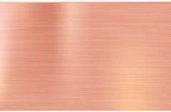 Металлическая пластина для сублимации, розовый металлик, код GRW14.01.010/TRK