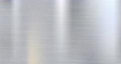 Металлическая пластина для сублимации, серебро металлик, код GRW14.01.009/TRK