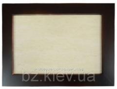 Плитка керамическая в рамке из натурального дерева (20х30 см), код GRW16.01.005/UA