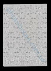 Заготовка пазла прямоугольная ( 104 эл.), код GRW13.02.012/BZ