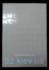 Заготовка пазла прямоугольная ( 108 эл.), код GRW13.02.016/BZ