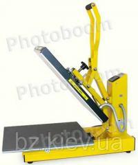 Термопресс планшетный Schulze Yellow 40х50, код TPS01.04.008/SLZ