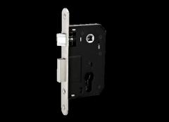 Механизм для дверей под цилиндр Артикул: L-62 SN
