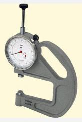 Feeler gages indicator TP 10-60 Ø16