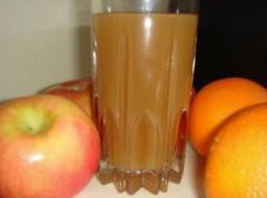 Яблочный сок концентрат
