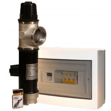 Электродный котел ЭВН-ЮТЦ 6/220 с блоком