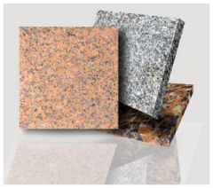 Products from granite in Zhytomyr: stone blocks