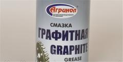 Смазка графитная